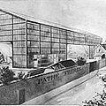 studios PATHE 1897