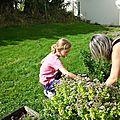 Club jardin le jeudi les cm2