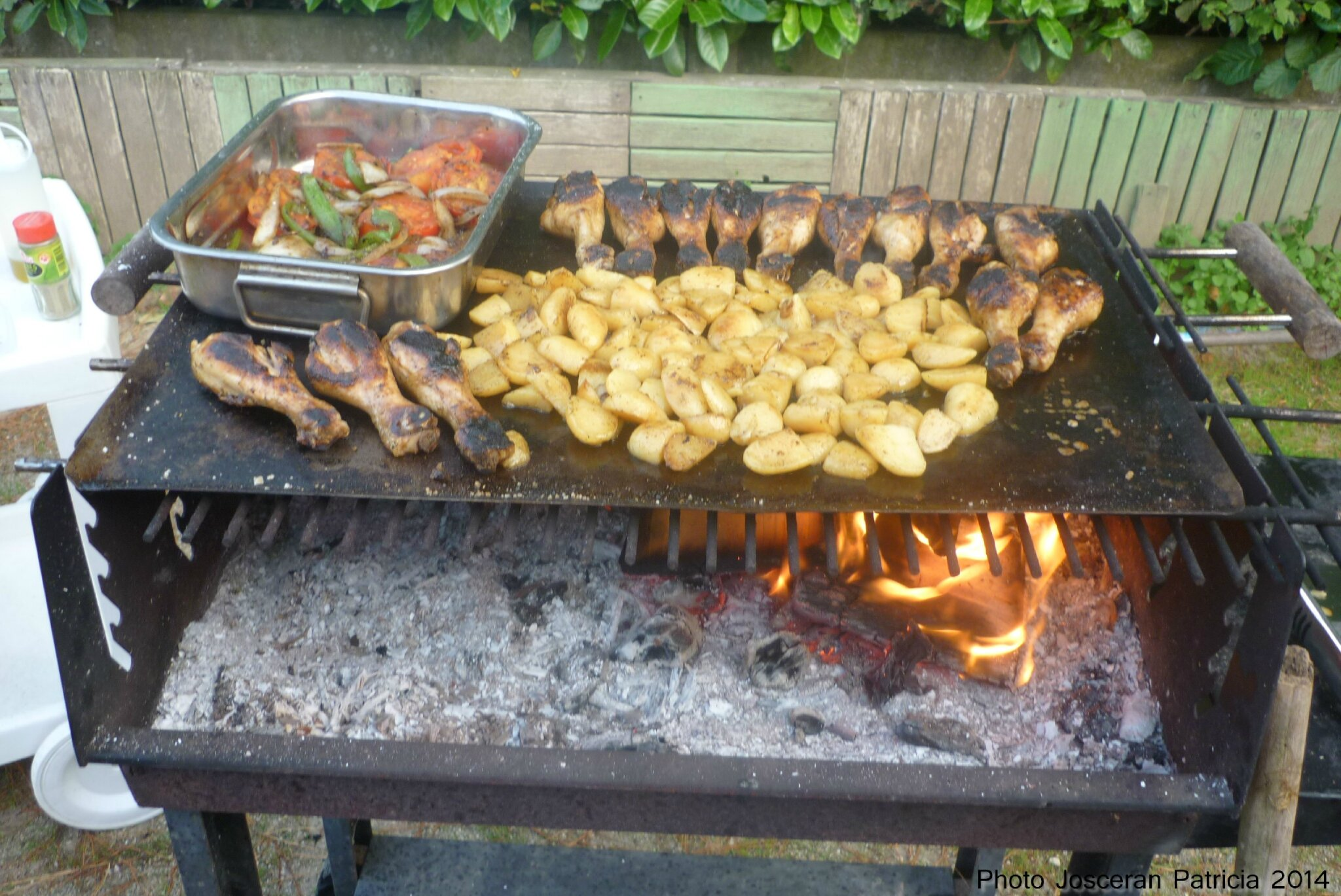 Idee Repas Barbecue.Idee Repas Barbecue