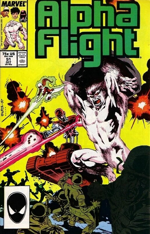 alpha flight 051