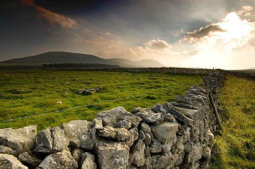 mur-pierre-sèche-Irlande-Galway-Donegal-paysage-tourisme-tradition-Connemara1
