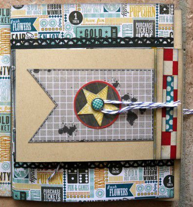mini album Chronique scraplift Daude 5