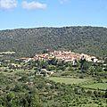 Randonnée du mardi 21 mai 2019 cucugnan château de queribus padern