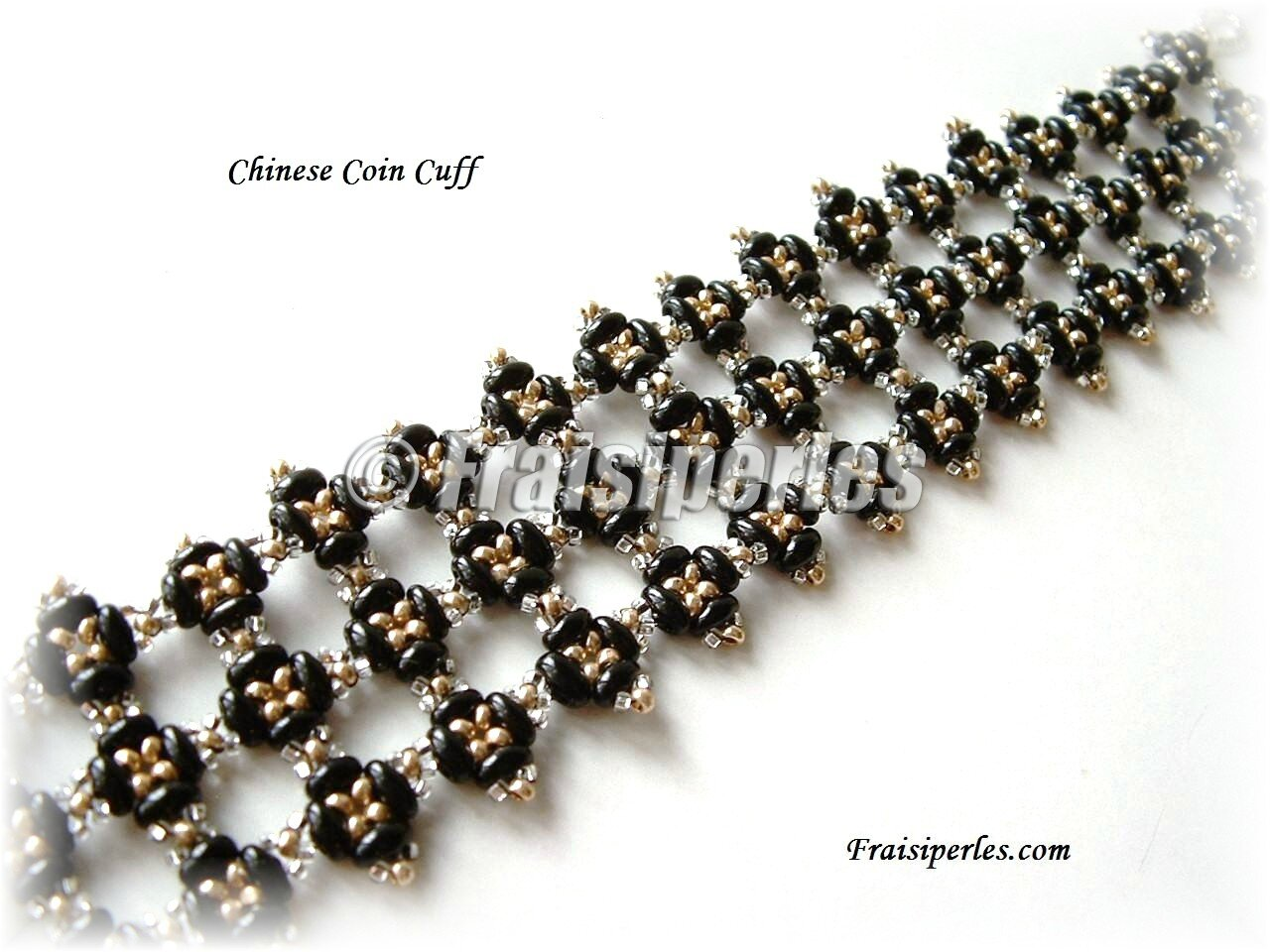 Bracelet Chinese Coin Cuff - Helena Tang-Lim 1 copy
