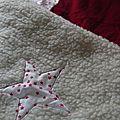 Satine's blanket!