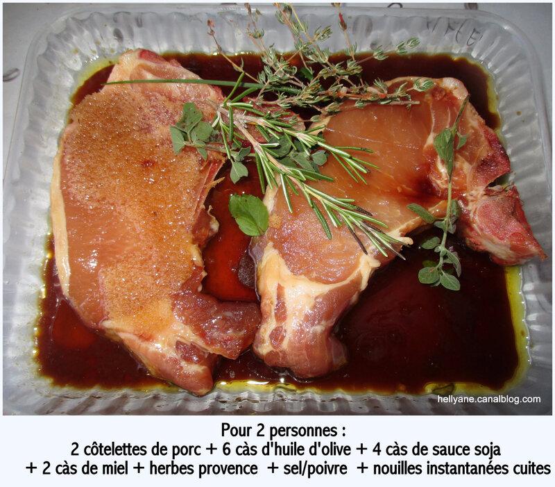 simogas - porc laqué - hellyane passiflore