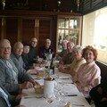 Le déjeuner au Yacht club
