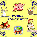 Ronde ponctuelle 2019