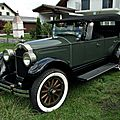 Buick master six sport touring-1925