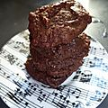 Les cookies brownies de loulou