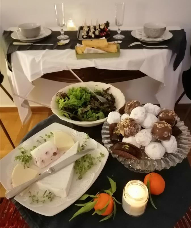 buffet Noël 2020