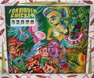 forbidden chicken