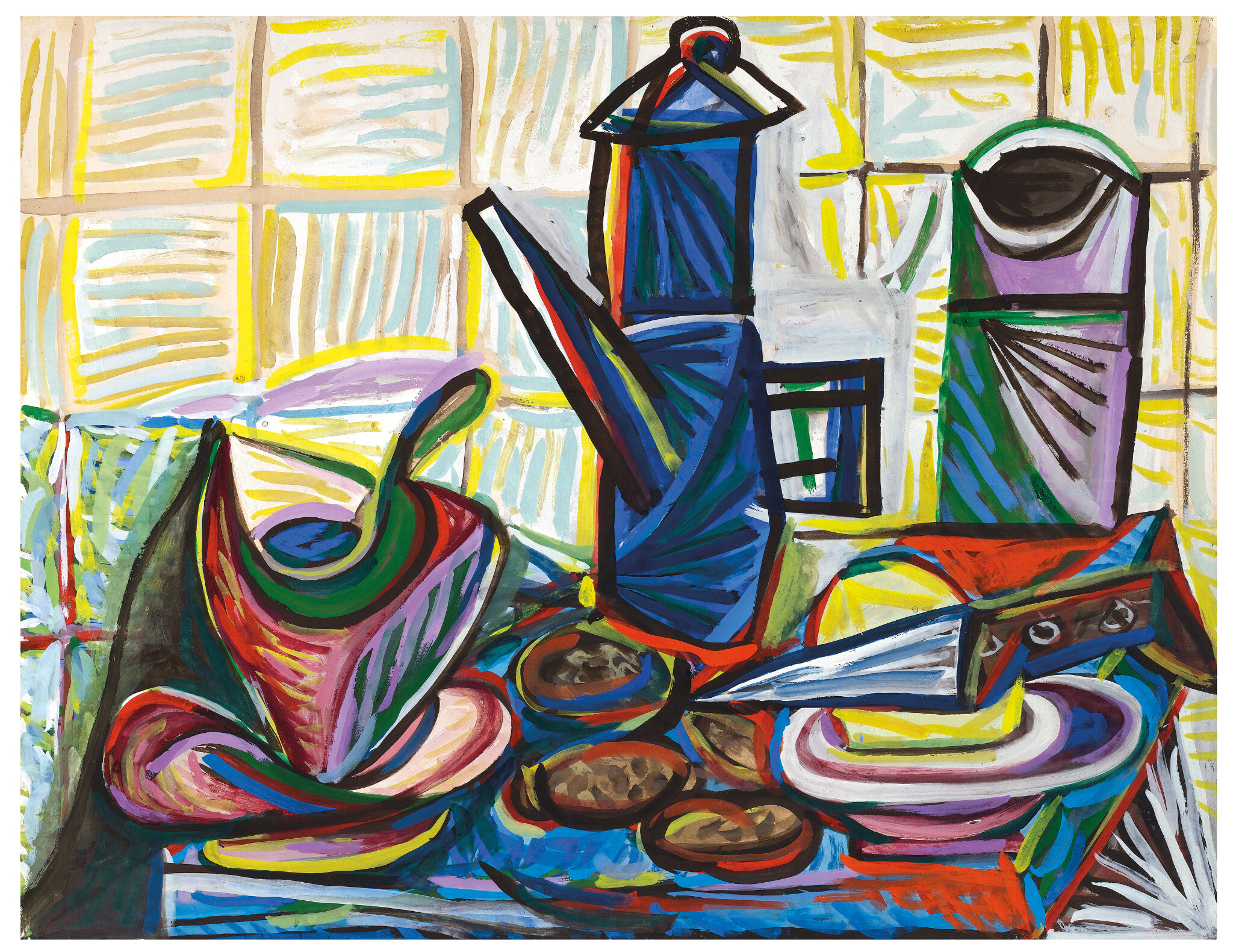Image result for Picasso La cafetière (1943, estimate; £1,000,000-1,500,000)