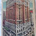 New York - hotel McAlpin
