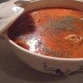 Chorba au riz ( jeri ou jari b rawz ) soupe au riz typique