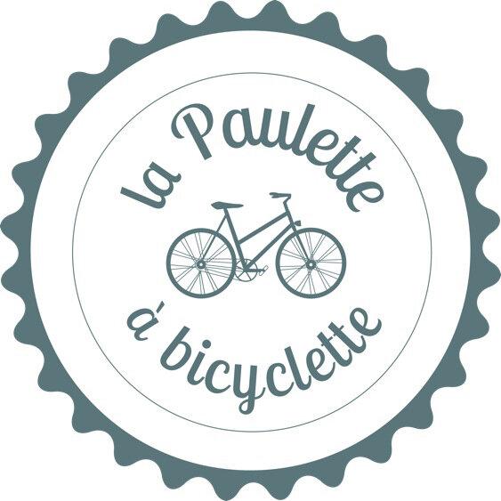 la paulette à bicyclette_logo