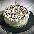 Cheesecake cru de jamie oliver