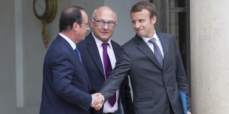 macron-sapin-hollande
