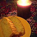 Cake aux amandes (sans gluten et sans lactose)