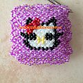 Coussin hello kitty créa perso