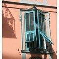 Volets à San Remo en Italie