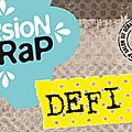 Défi n°3 version scrap