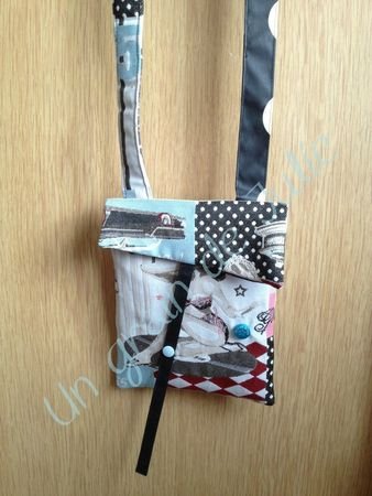 pochette pin up