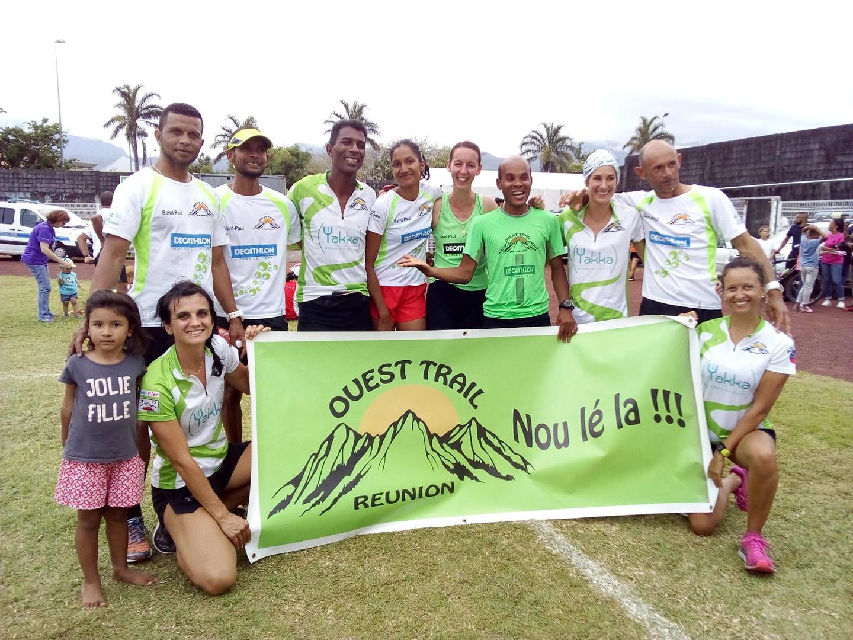 Trail du Curcuma, Camélia Raid et Relais Marathon de Saint-Benoit