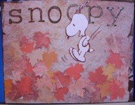 251 - Swap Snoopy ... ma participation