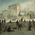 Il y a 140 ans la commune de paris: république sociale ou république démocratique.