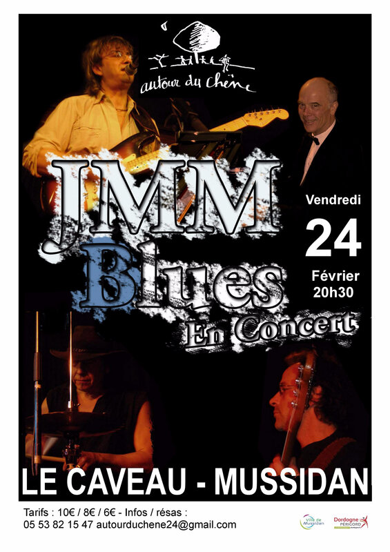 JMM Blues Affiche