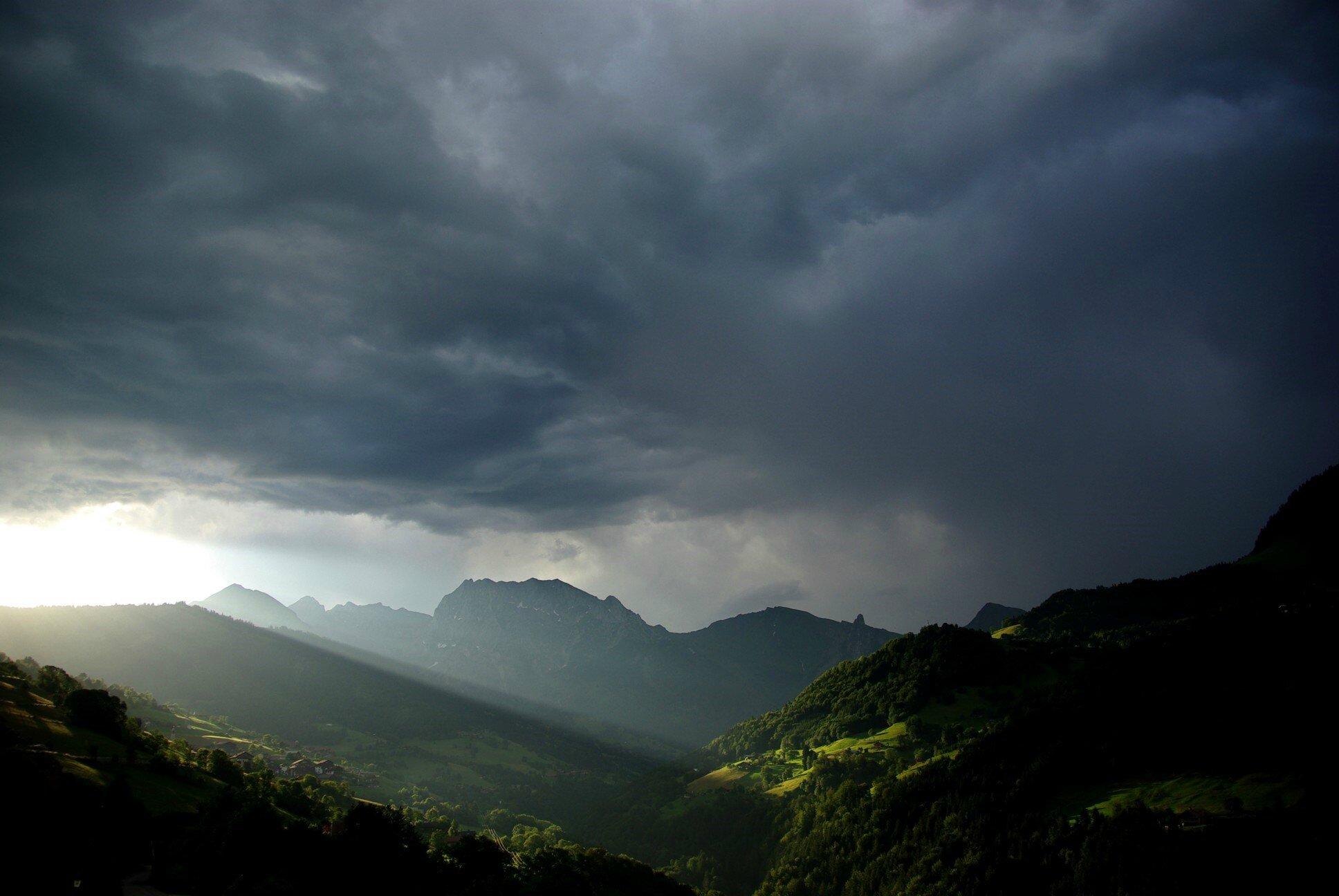Vallée de Manigod