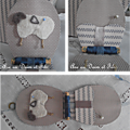 Cousette Je tricote l'hiver Tralala