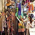 Témoignage de oumou , commerçante au marché d'adjame
