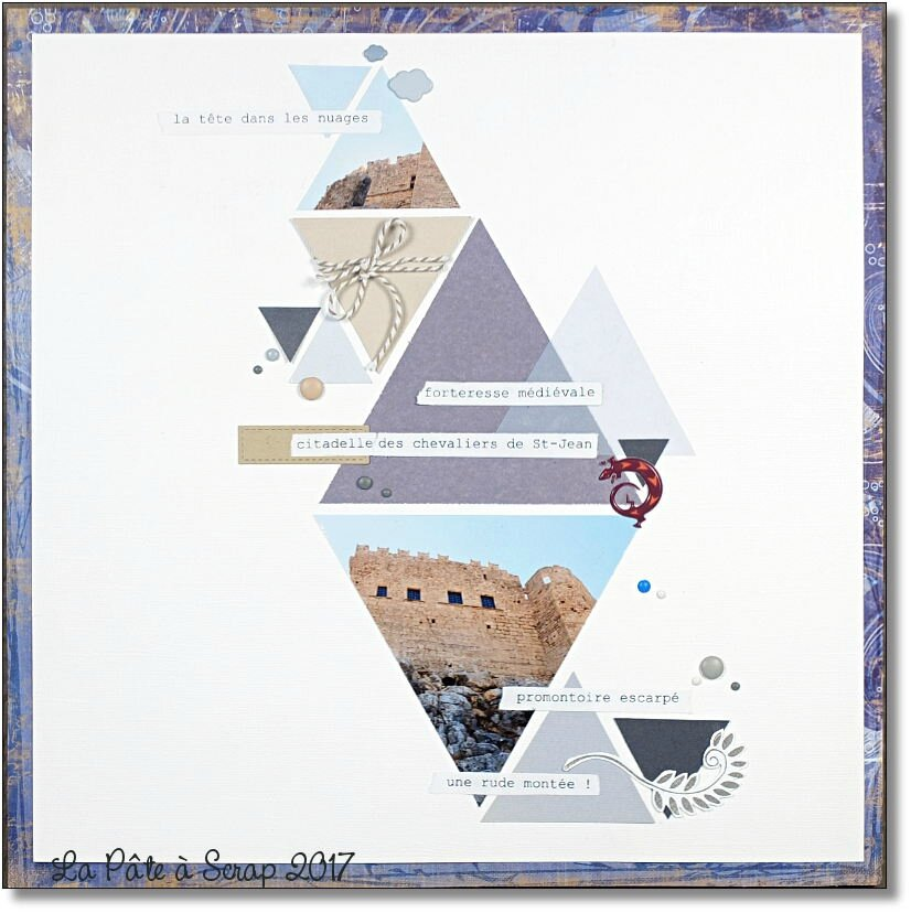 page triangles