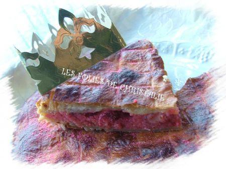 Galette des rois biscuits roses 14