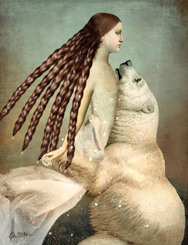 Catrin Welz-Stein - German Surrealist Graphic Designer - Tutt'Art@ (59)