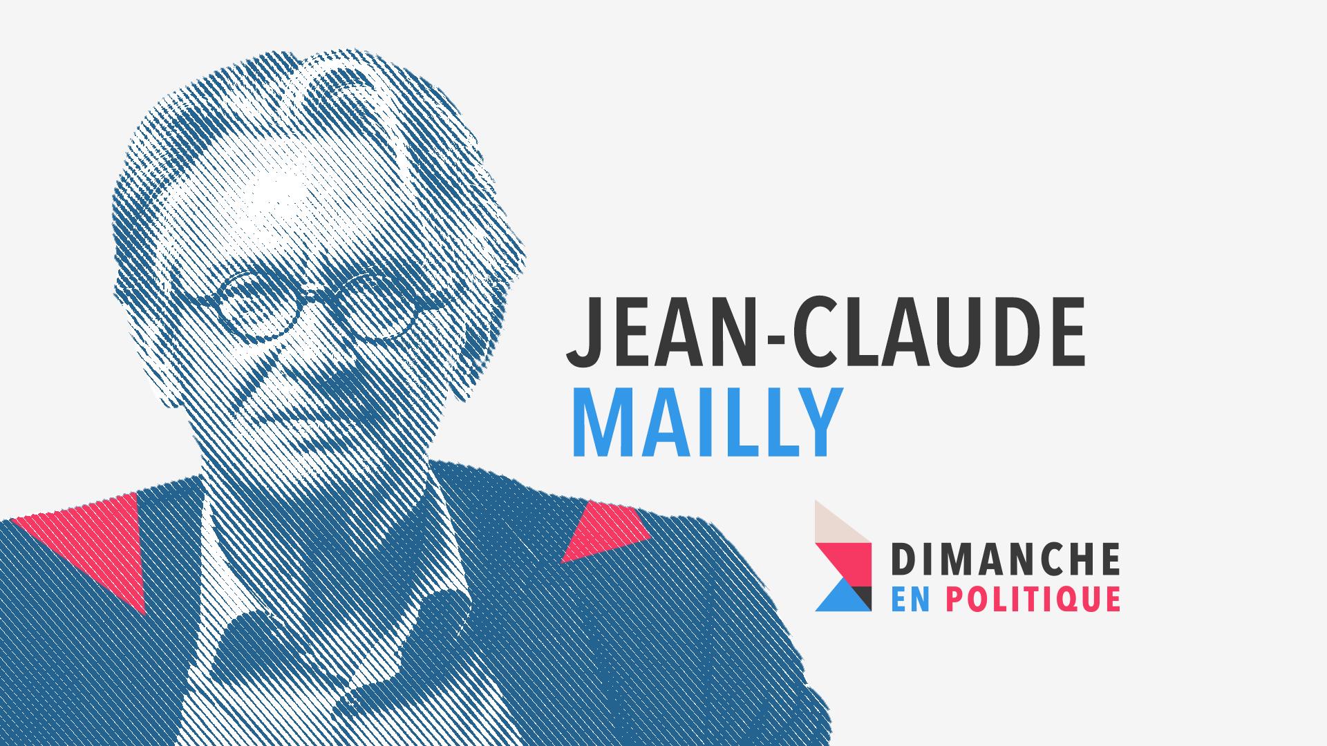 DIMANCHE EN POLITIQUE SUR FRANCE 3 N°40 : JEAN-CLAUDE MAILLY