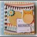 Mini carnets + tutoriel