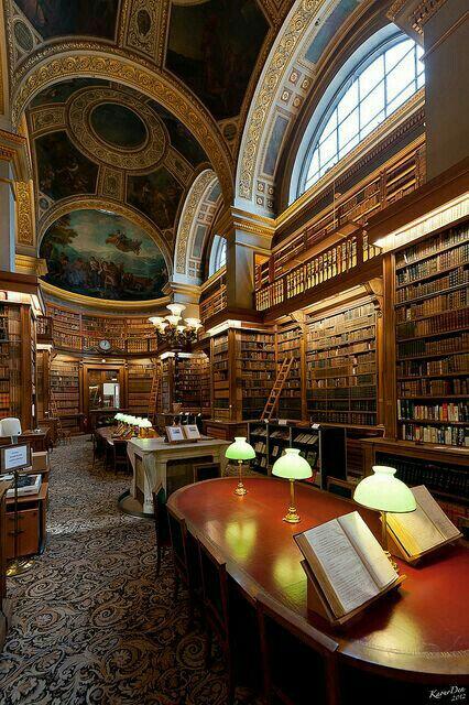 Réouverture de la bibliothèque des Invalides