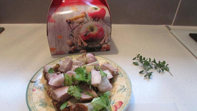aubergines farcies hachis de rouelle de porc fermier et raclette 007