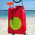 Les sacs de plage