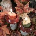 Deux petites bougies...