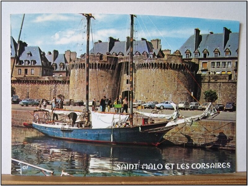 St Malo - datée 1991