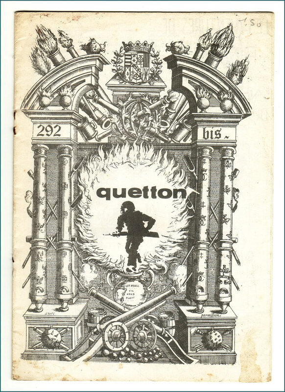 QUETTON Tome292 Clergé