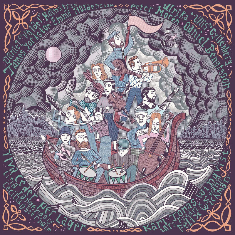 James Yorkston, The Second Hand Orchestra - The Wide, Wide River