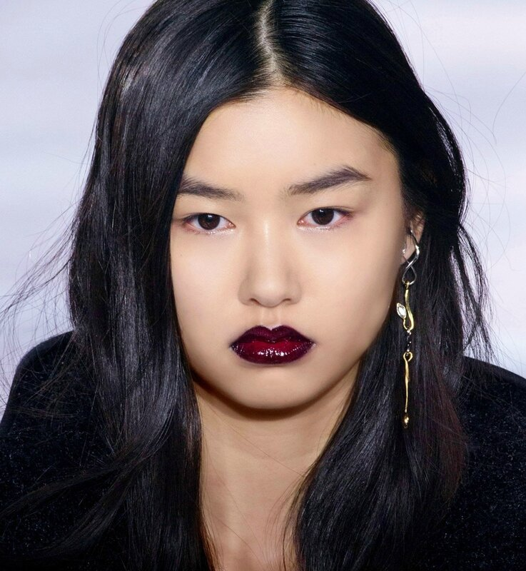 bouche-tie-and-dye-defile-vuitton-tendance-maquillage