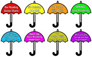 UmbrellaReadingSlogans