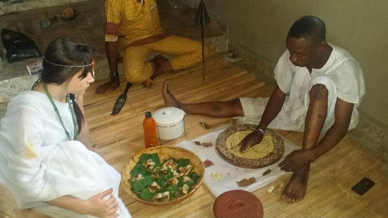 Grand maitre marabout DJOHOUNGBE, voyant medium, vodou du Bénin