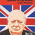 Winston, biographie de w. churchill par boris johnson